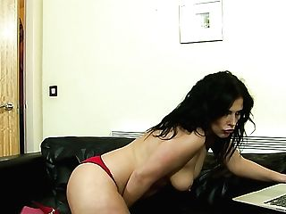 Awesome Lengthy Haired Lady Wanna Suck Dick And Be Fucked Hard...